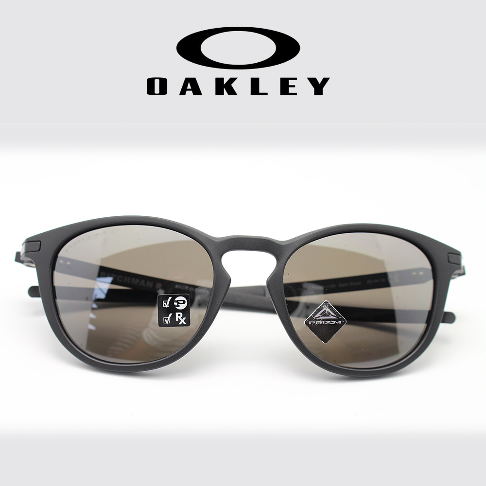 오클리 피치맨R OO9439-1150 Satin Black/Prizm Black Polarized