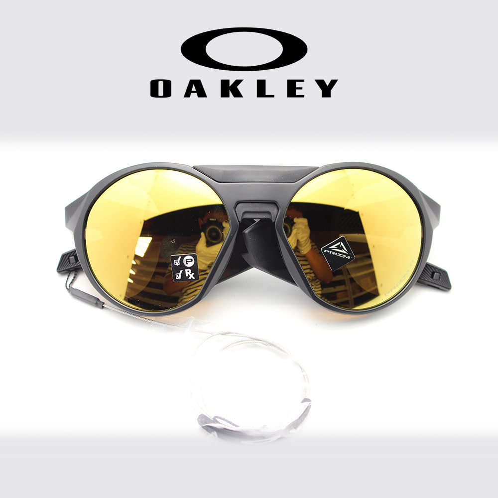 오클리 피치맨R OO9440-0756 Matte Black/Prizm 24K Polarized